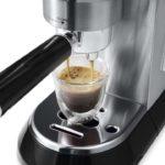 Espressokocher elektrisch Testsieger - DeLonghi EC 680.M Dedica 2