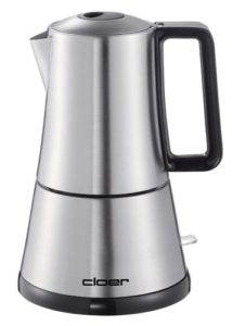 elektrischer Espressokocher Testsieger - Cloer 5928