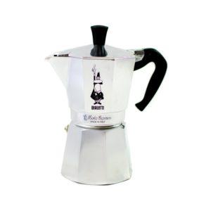 Bialetti Moka Express 6 Tassen im Espressokocher Test