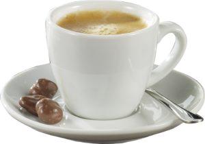 Espressotassen Set: Esmeyer 433-214 6 Espresso-Tassen BISTRO