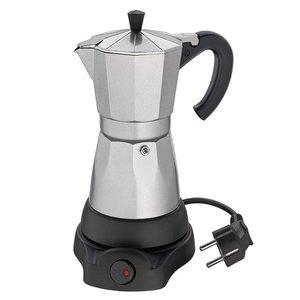 """Cilio Espressokocher elektrisch 273700""""Classico"""" 6 Tassen"""